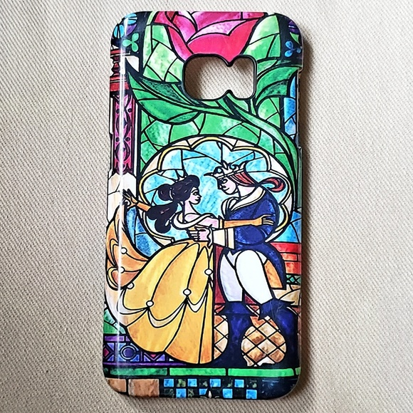 huge selection of 8af0f 34f80 Samsung Galaxy S7 Beauty & The Beast Phone Case